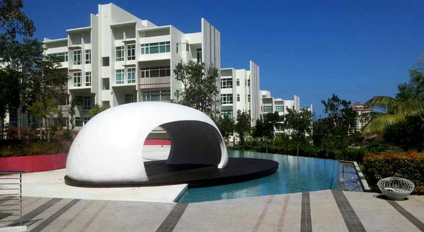 Best Hotel Apartment In Penang Batu Ferringhi Malaysia